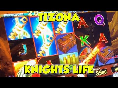 Tizona, Knights Life FREISPIELE TR5 - Merkur Magie, Novoline Spielothek HD