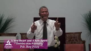 Hari Keenam Domba atau Kambing - Pdt. Roy Pitoy