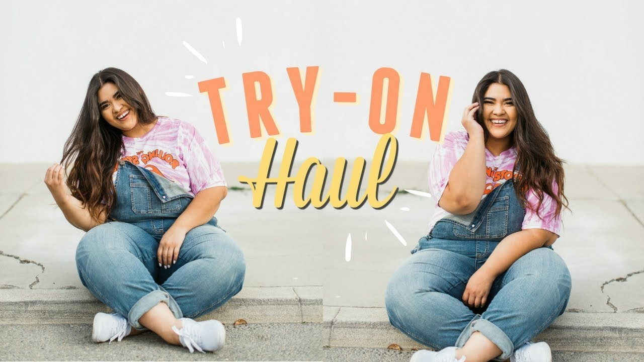27aa0e156691 SPRING PLUS SIZE TRY ON HAUL! Forever 21+