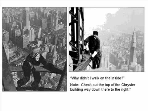 History Of Empire State Building Construction