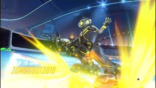 Overwatch Highlights #13 (Triple POTG #3, POTG #12)