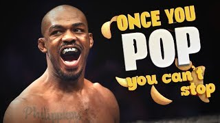 Jon Jones, USADA & The Pringles Defence