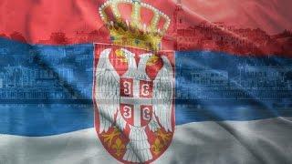 Serbian Cyrillic Script Letters