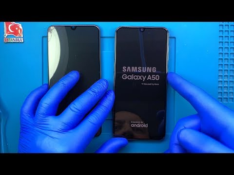 Samsung Galaxy A50 Screen Replacement | SM-A505F #samsunggalaxya50