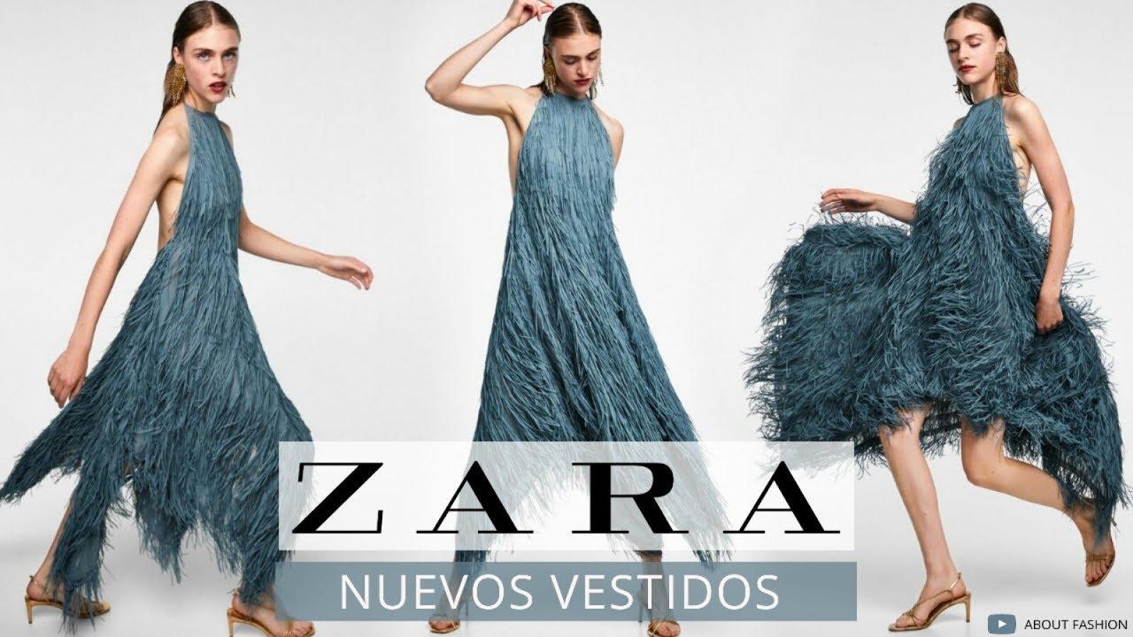 Vestidos de fiesta de zara 2019