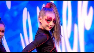 Dance Moms - Starships - Audioswap