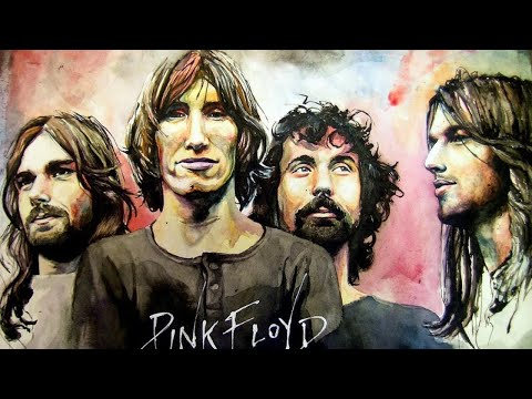 Pink Floyd Discography Side One VS Side Two