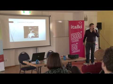 Du, Sie, er und ihr: Politeness in German - Jens Grabarske at the Polyglot Gathering 2015