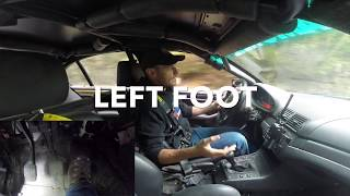 How to Get Good at Left Foot Braking Quickly