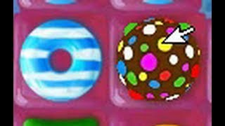 Candy Crush Jelly Saga LEVEL 207 ★★ STARS ( No boosters )