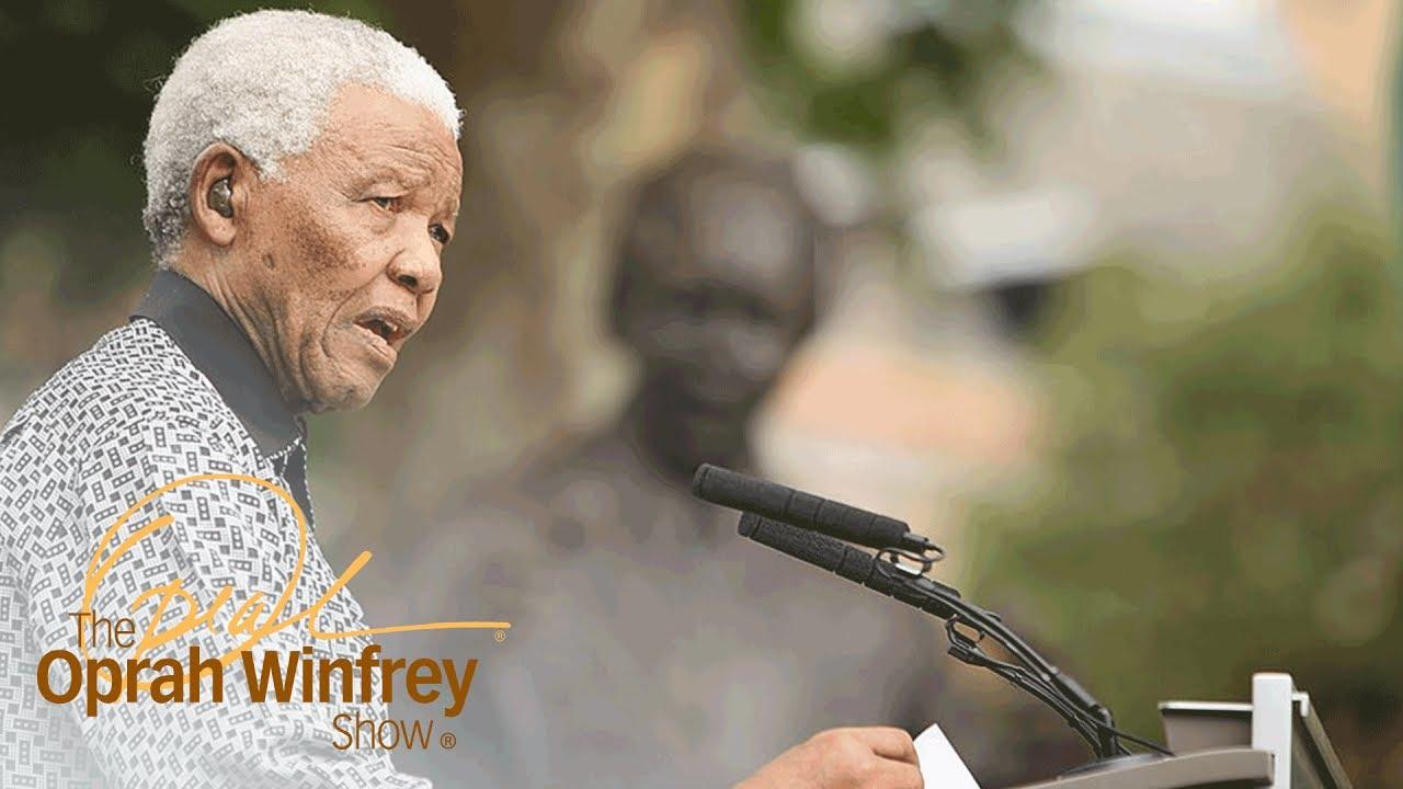 Celebrities Reflect on Nelson Mandela's Influence   The Oprah Winfrey Show   Oprah Winfrey Network