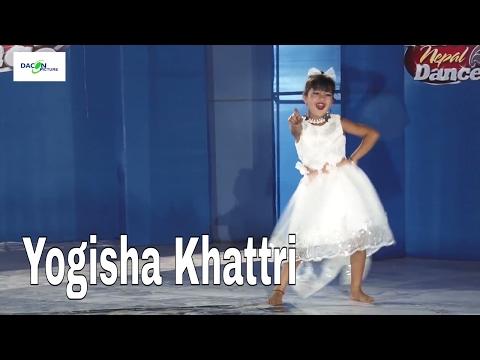 Dance Nepal Dance Season 2 Final Little Champs  Yogisha khattri  Mero Duniya Beglai Chha