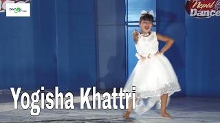 Dance Nepal Dance Season -2 Final Little Champs || Yogisha khattri || Mero Duniya Beglai Chha