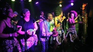 lagos roots afrobeat ensemble