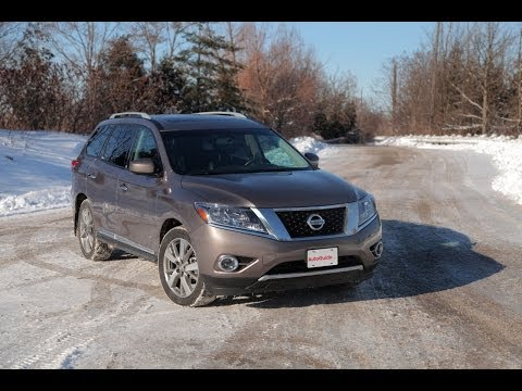 2014 Nissan Pathfinder Hybrid Review