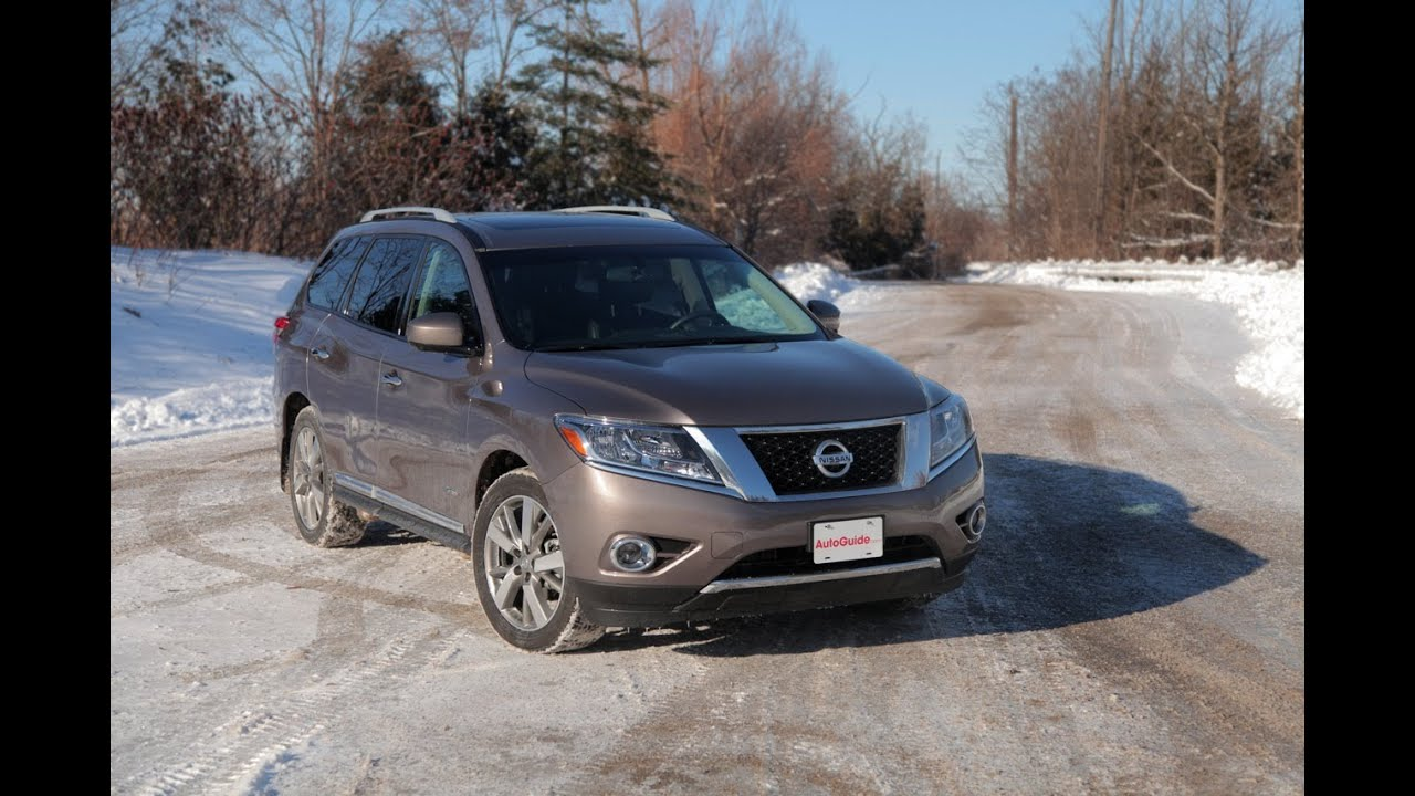 2014 Nissan Pathfinder Hybrid Review