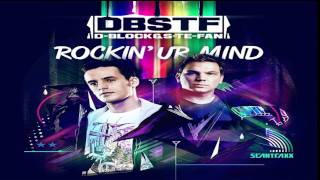 Rockin Ur Mind: #8 Marcel Woods - The Bottle (Showtek Remix)