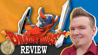 Dragon Warrior (Dragon Quest) Review! (NES) - The Game Collection
