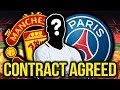 PSG Superstar Agrees To Join Manchester United! | Futbol Mundial