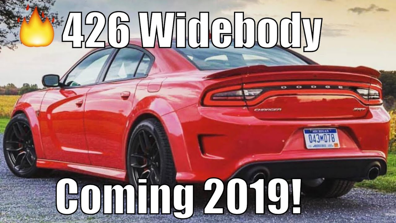 426 widebody hellcat charger coming dodge is very sneaky omg rh youtube com