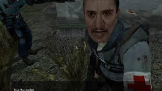 Half Life 2 ПРОХОЖДЕНИЕ сложность трудно + секреты 51