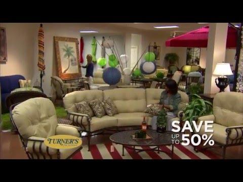 Turneru0027s Fine Furniture Outdoor Furniture Sale