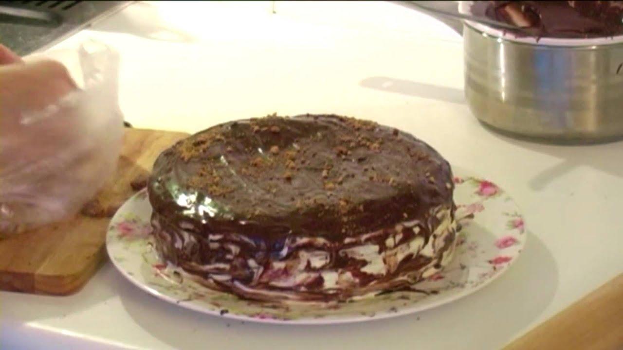 торт жаклин рецепт с фото