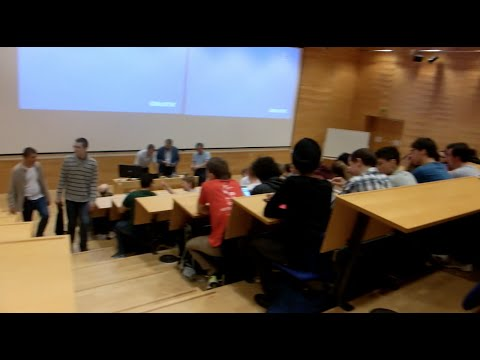 CamVlog 3 - First Cambridge Lectures