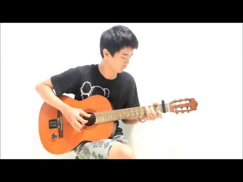 Layang - Layang (cover Gitar)