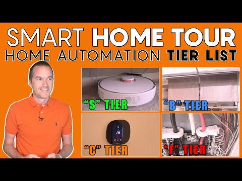Ranking All My Smart Home Products and Projects. SMART HOME TOUR.