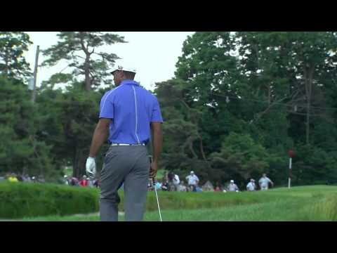 2013 US Open Championship Round 1 Highlights ESPN