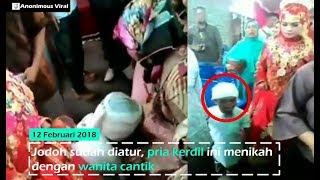 Download Video jodoh sudah diatur, pria kerdil menikah dengan wanita cantik MP3 3GP MP4