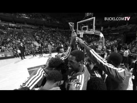 Milwaukee Bucks Salute Dr. Martin Luther King Jr.