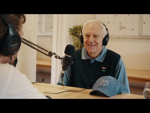Dr. Joe Parent (Author of Zen Golf) Talks Mental Toughness in Golf