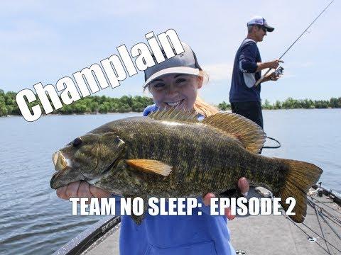 Lake Champlain Smallmouth Bass Fishing
