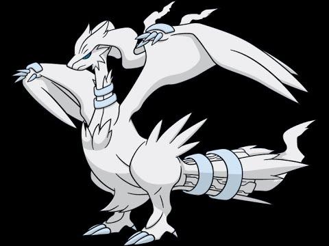 Pokemon Rumble World:Reshiram Y Azelf