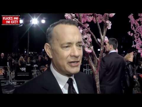 Saving Mr Banks Premiere Interviews - Tom Hanks, Ruth Wilson, Colin Farrell & Filmmakers