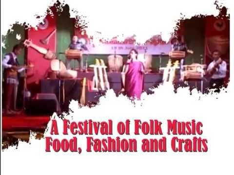 """Pashat La Tynrai"" A Festival of Folk Music, Fashion, Food, Arts & Crafts."