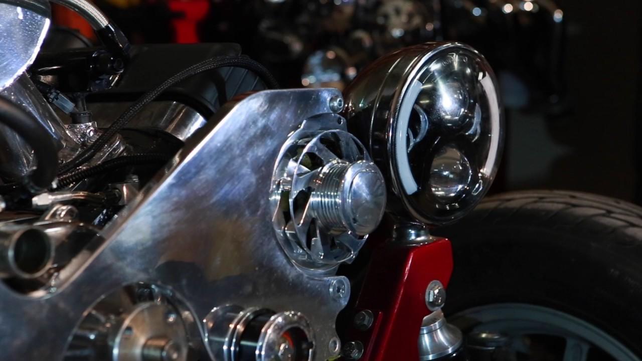 Repeat Chevy LS Engine Serpentine Kit Installation - CFR