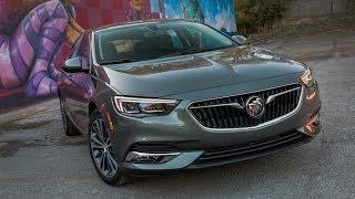 buick regal 2018 sportback review-new design