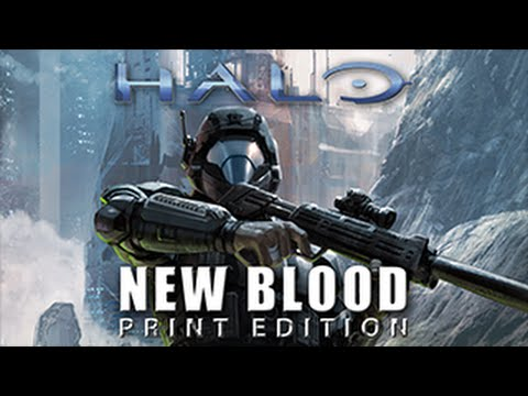 halo new blood print edition spoilers youtube