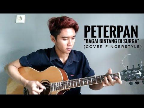 PATERPAN - BAGAI BINTANG DI SURGA   Cover Fingerstyle