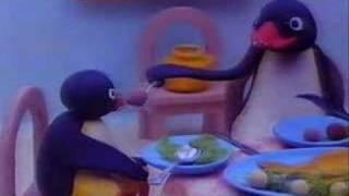 Pingu ska få smaka på kuk