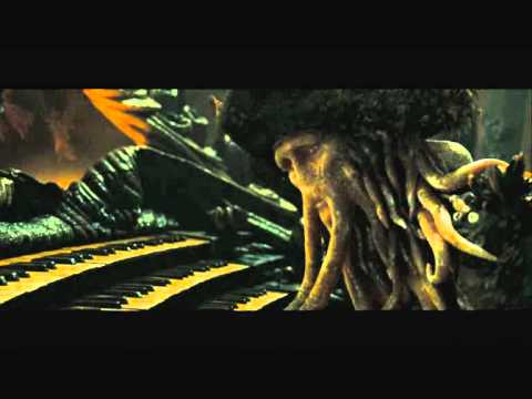 pirates of the caribbean davy jones organ  at the world end