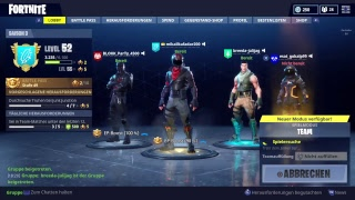 Fortnite Biker Skin/Abo zocken English