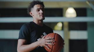 Basketball Skills: The Trae Young Move with Trae Young