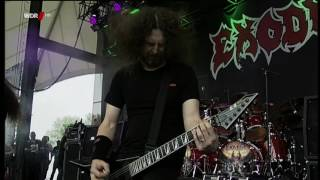 Exodus - 03.And then there were none Live @ Rock Hard Festival 2017 HD AC3