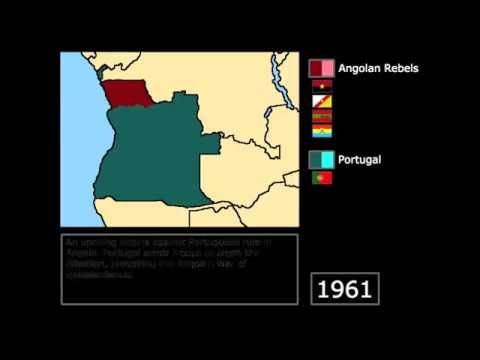 [Wars] The Angolan War of Independence (1961-1975): Every Year
