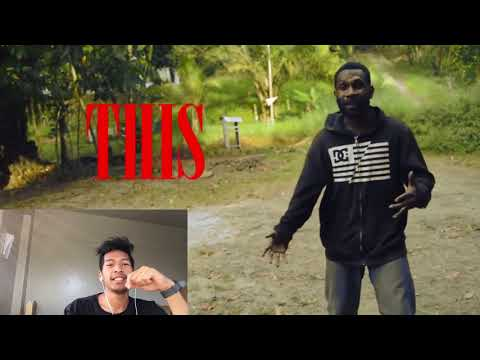 Reaction of Rapper Papua skill level Rap God - E.Z.T. - Suara Hati Part II Official Video Clip