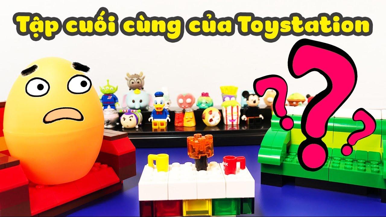 (Cá tháng tư) Tập cuối cùng của ToyStation , Cam Cam talkshow – ToyStation 38